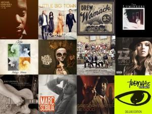 Albums 2012